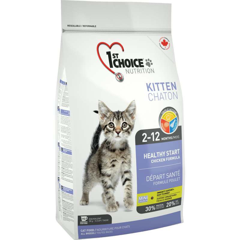 1St Choice Cat Kitten 10 Kg