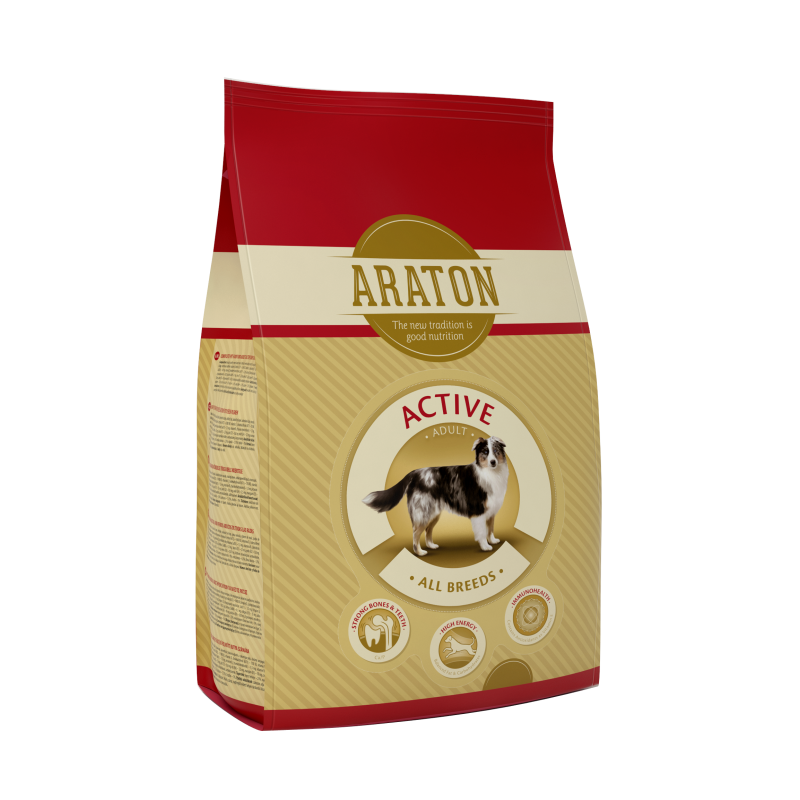 Araton Dog Adult Active 15 Kg