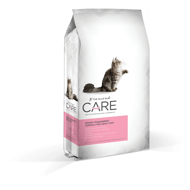 Diamond Care Weight Management Formula Adult Cats 6.8 Kg