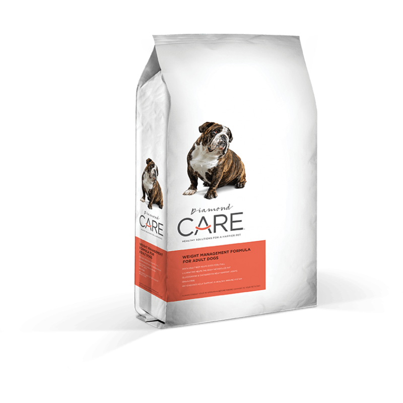 Diamond Care Weight Management Formula Adult Dogs