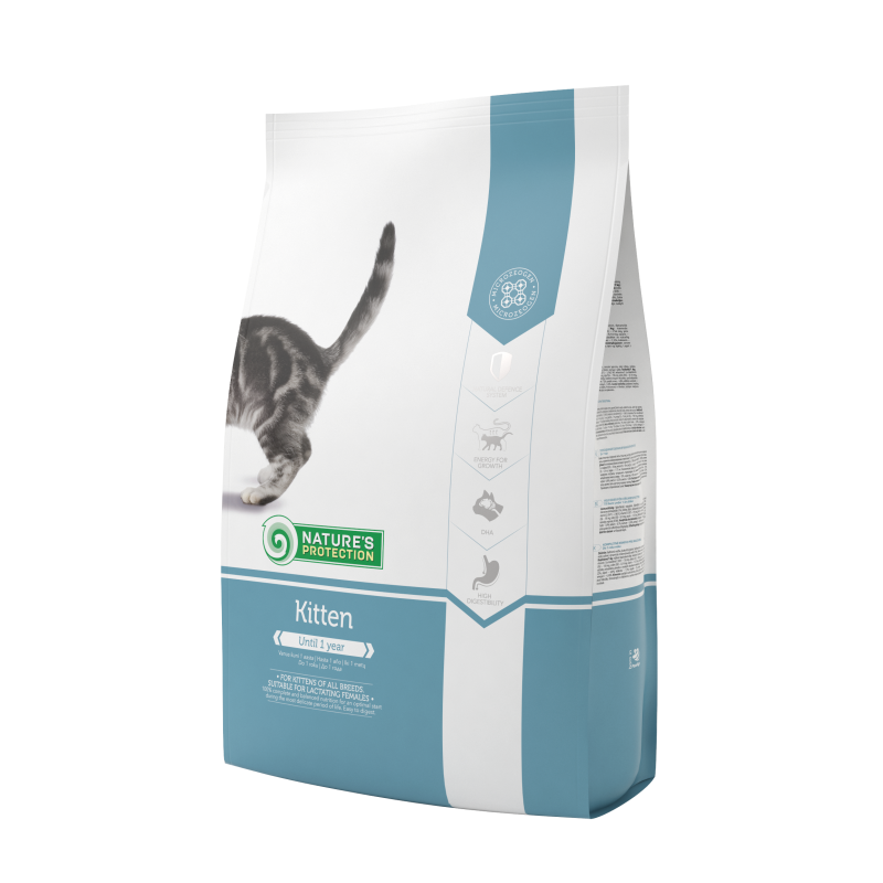 Natures Protection Kitten 400 G