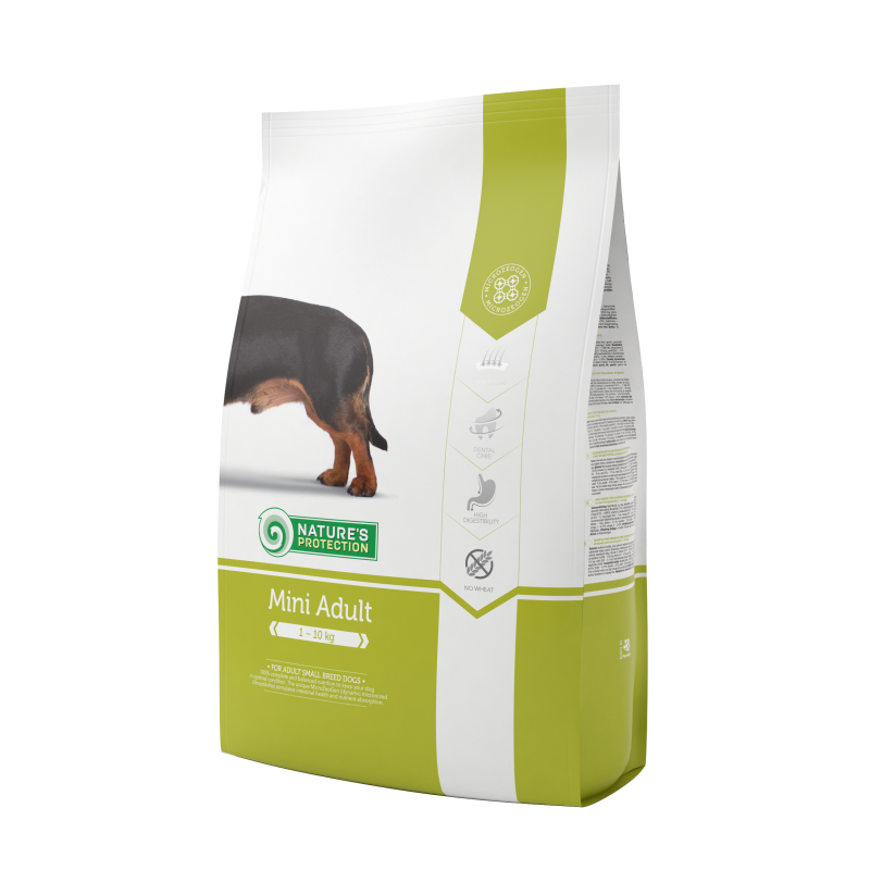 Natures Protection Dog Mini Adult 500 G