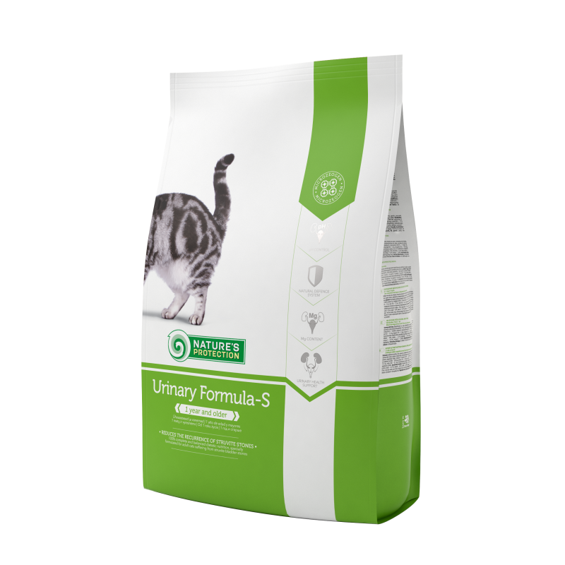 Natures Protection Cat Urinary 7 Kg