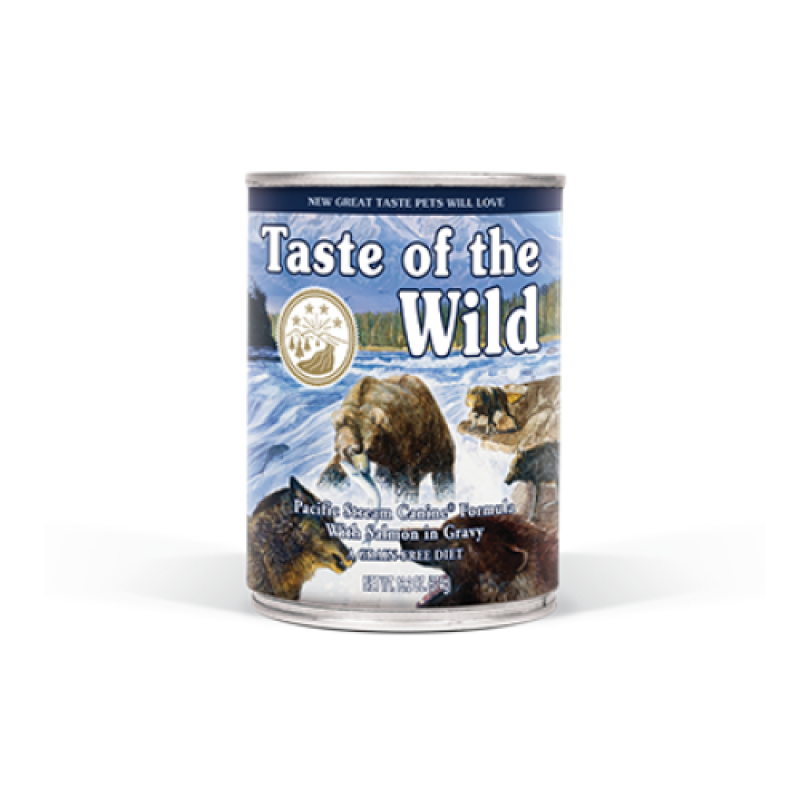 Conserva Taste of the Wild - Pacific Stream 390 gr.