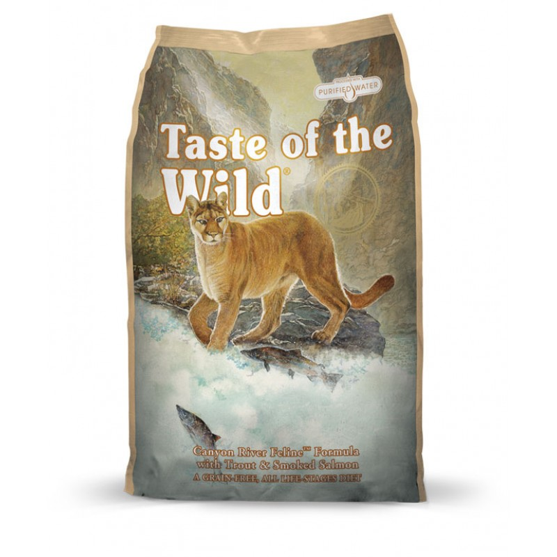 Taste of the Wild Canyon River - 2 Kg