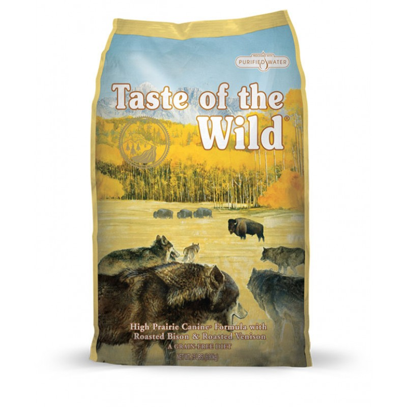 Taste of the Wild High Prairie - 13 Kg