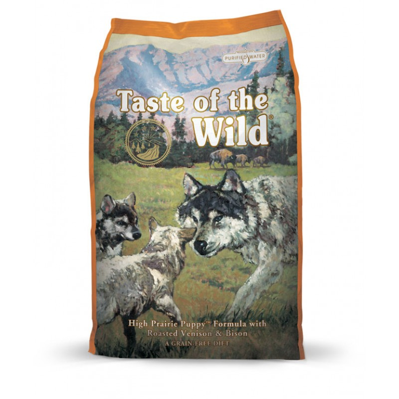 Taste of the Wild High Prairie Puppy - 6 Kg