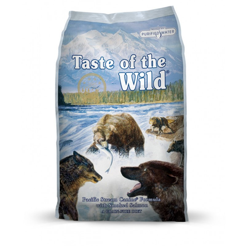 Taste of the Wild Pacific Stream - 2 Kg
