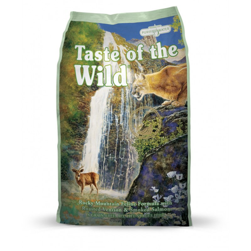 Taste of the Wild Rocky Mountain - 7 Kg